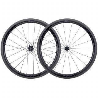 Zipp 303 Firecrest Carbon Clincher Rennrad-Laufradsatz (28 Zoll) Decals schwarz