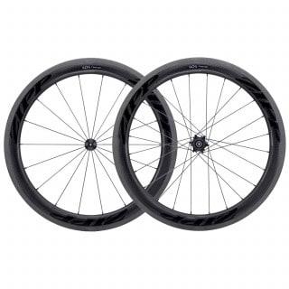 """Zipp 404 Firecrest Carbon Clincher Rennrad-Laufradsatz (28"""") Decals schwarz"""