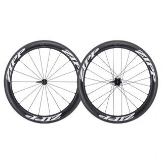 """Zipp 404 Firecrest Carbon Clincher Rennrad Laufradsatz (28"""")"""