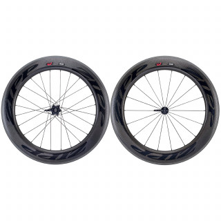 Zipp 808 Firecrest Carbon Clincher Rennrad-Laufradsatz (28 Zoll)