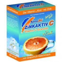Xenofit Zinkaktiv C  (10 x 9 g) Grapefruit