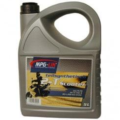 Mpg-lin Motorenöl teilsynthetisch 2-T Scooter (5 Liter)