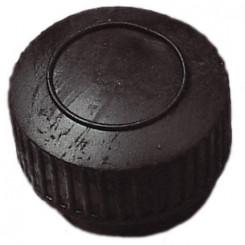Asista Dynamokappe Farbe schwarz