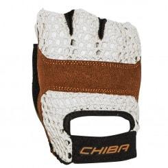 Chiba Retro Fahrrad Handschuhe kurz