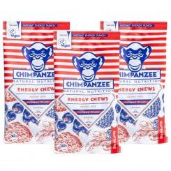 Chimpanzee Energy Chews Fruchtgummi 3er-Set (3 x 30 g)