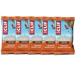 Clif Bar Energieriegel 5er-Set (5 x 68 g)