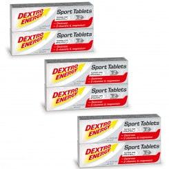 Dextro Energy Sport Tablets Duo-Stange 3er-Set (3 Stück à 2 x 47 g) Geschmacksrichtung Sports Formula