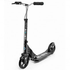 Micro Downtown black Scooter