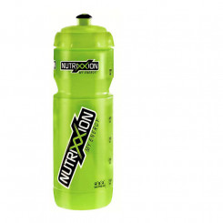 Nutrixxion Fahrrad-Trinkflasche (750 ml) Farbe Grün-Transparent