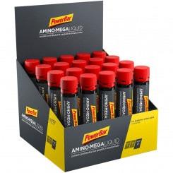 Powerbar Amino Mega Liquid Trinkampulle Box (20x25 ml)