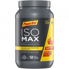 Powerbar Isomax Elektrolyt-Getränk (1200 g) Geschmacksrichtung Blutorange
