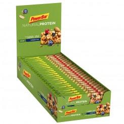 Powerbar Natural Protein Eiweißriegel Box (24 x 40 g)