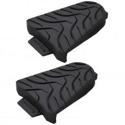 Shimano SM-SH45 Pedalplatten-Schutz   Farbe Schwarz