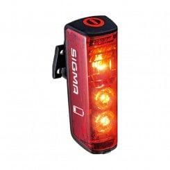 Sigma Blaze Rücklicht mit Bremslicht
