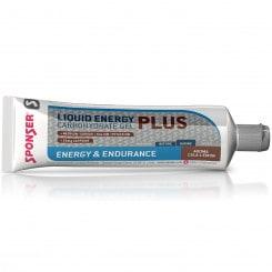 Sponser Liquid Energy Plus Cola-Lemon Energie-Gel Box (20 x 70 g) Neutral