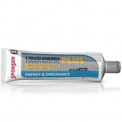 Sponser Liquid Energy Plus Gel Tube Box (20 x 70 g) Neutral