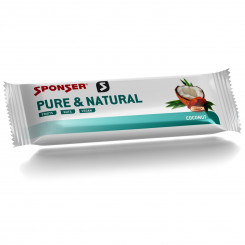 Sponser Pure & Natural Energieriegel Box (25 x 50 g)