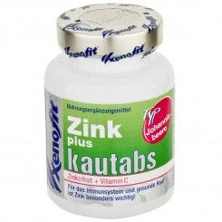 Xenofit Zink plus Kautabs (95 g)