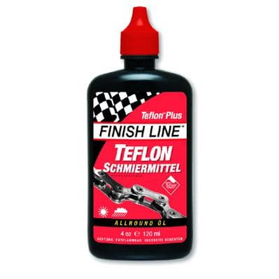 Finishline Schmiermittel Teflon Plus (120 ml)