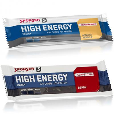 Sponser High Energy Riegel (45 g)