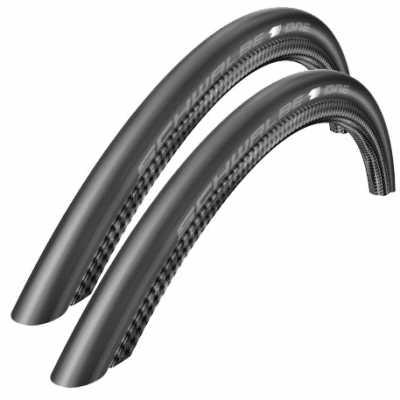 Schwalbe Set 2x RR-Reifen One HS448 (28 Zoll)