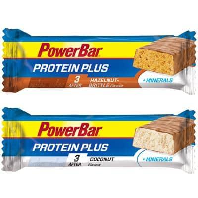 Powerbar Riegel Protein Plus + Minerals (35 g)