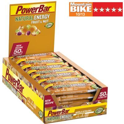 Powerbar Riegel Natural Energy Fruit & Nut Box (24 x 40 g)