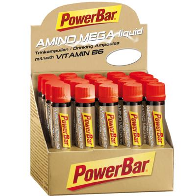 Powerbar Amino Mega Liquid (20 x 25 ml)