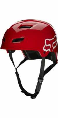 Fox MTB-Helm Transition