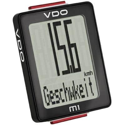 VDO Fahrradcomputer M1 WR