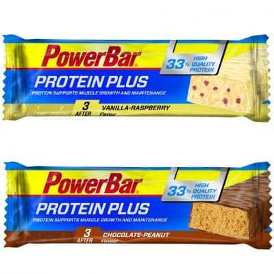 Powerbar Riegel Protein Plus 33% (90 g)