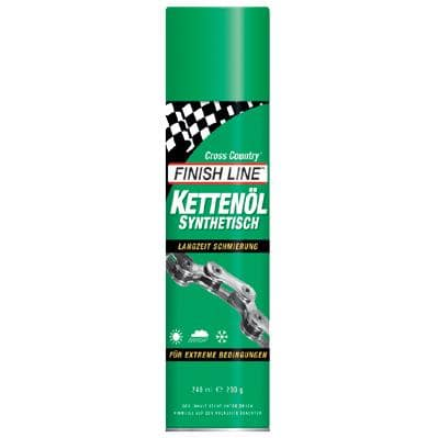 Finishline Cross Country Ketten-Öl (240 ml)