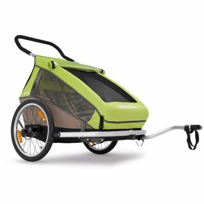 Croozer Kid for 2 Modell 2016