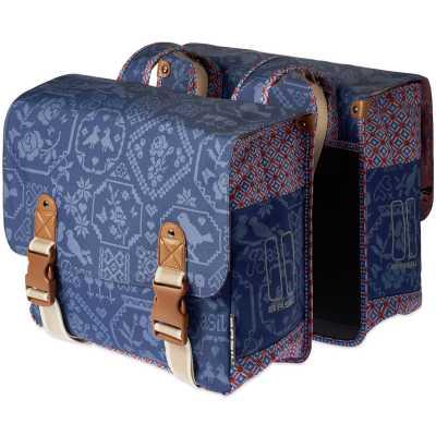 Basil Bohème Double Bag Doppelpacktasche