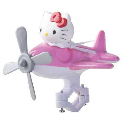 Bike Fashion Propellerflugzeug Hello Kitty
