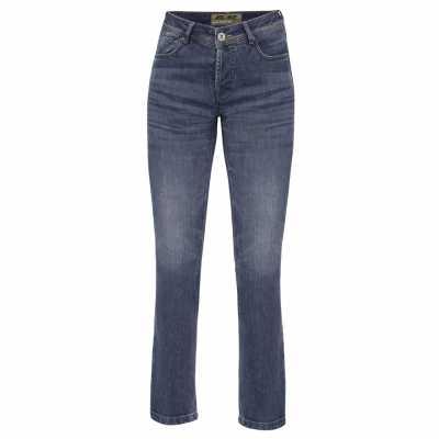 Büse Damen Jeans Detroit Motorrad-Textilhose