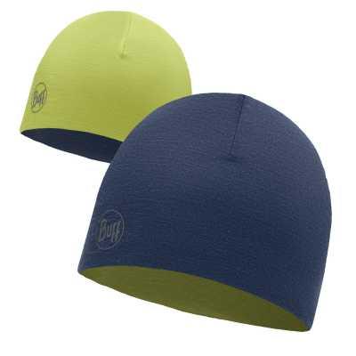 Buff Lightweight Merino Wool Reversible Hat Kindermütze