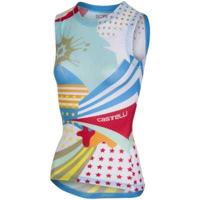 Castelli Pror Mesh Sleeveless Unterhemd Damen