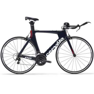 Cervelo P2 105 Triathlon-Fahrrad