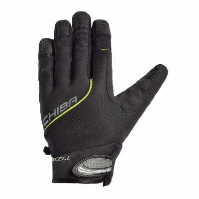 Chiba BioXCell Touring Fahrrad Handschuhe lang