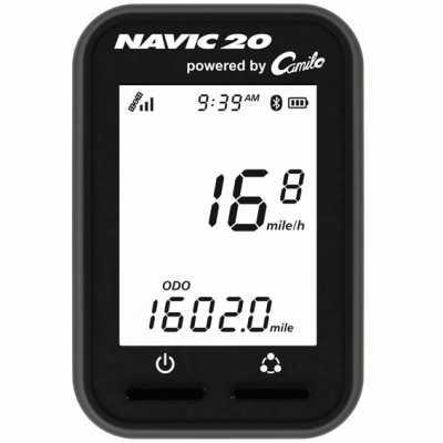 CicloSport Navic 20 GPS-Fahrradcomputer