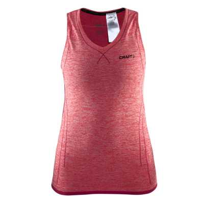 Craft Active Comfort V-Neck Singlet Unterhemd Damen