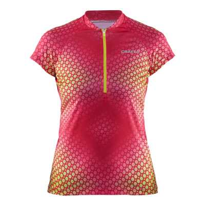 Craft Velo Graphic Jersey Trikot Damen