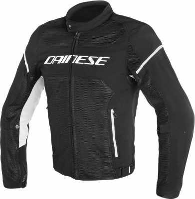 Dainese Air Frame D1 Textiljacke Herren sw/we
