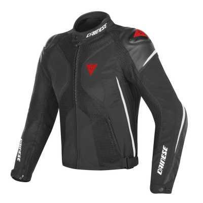 Dainese Super Rider D-Dry Lederjacke
