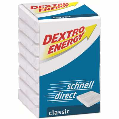 Dextro Energy Classic Würfel Traubenzucker (46 g)