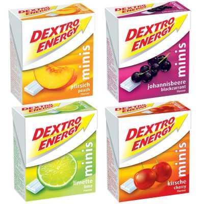 Dextro Energy Minis Traubenzucker (50 g)
