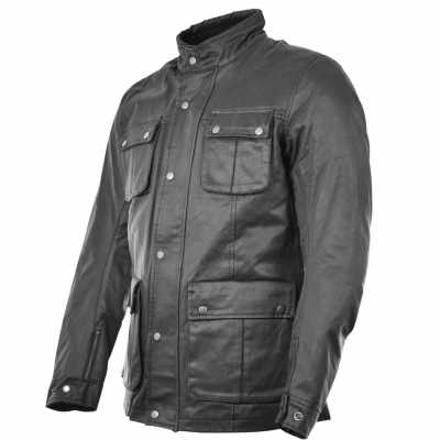 Dynamics Long Coat Wachsjacke