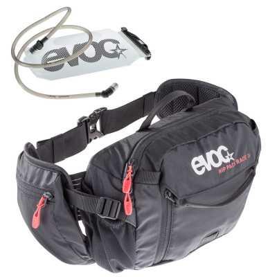 Evoc Hip Pack Race 3l Fahrrad-Hüfttasche mit Trinkblase