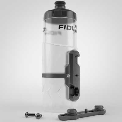 Fidlock Bottle Twist Trinkflasche (600 ml) + Magnethalter inkl. Gravity Kit